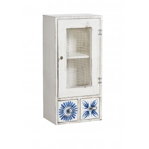 DERİN Meat Safe 2xDrawer White